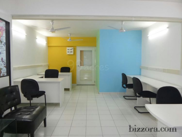 Fully Furnished Office Of 736 Sqft On Rent In Ahmedabad Hire Fully Furnished Office Of 736