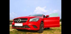Mercedes CLA Class - CLA200